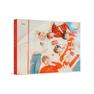 TXT (TOMORROW X TOGETHER) 'THE SECOND PHOTO BOOK H:OUR'