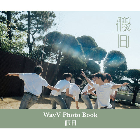 WAYV '假日 (HOLIDAY)' PHOTO BOOK