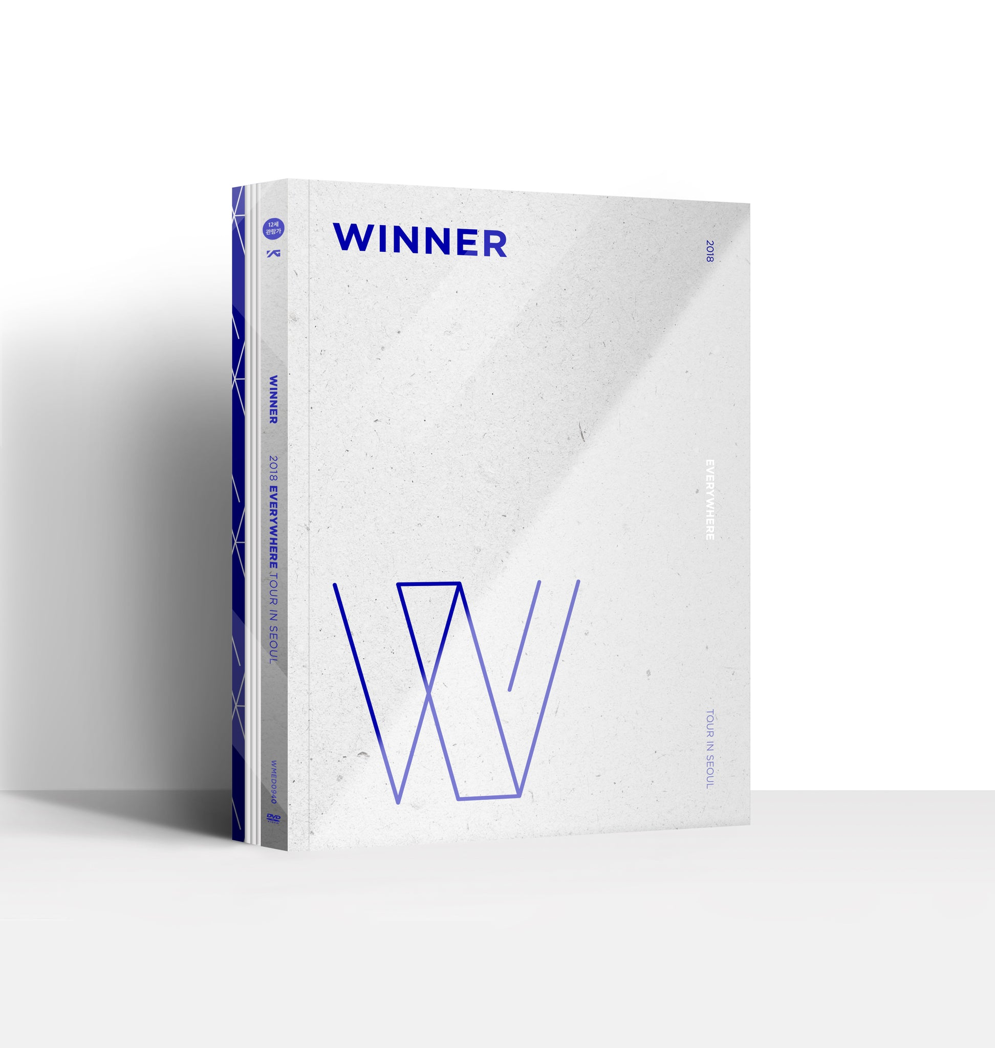 WINNER '2018 EVERYWHERE TOUR IN SEOUL' DVD