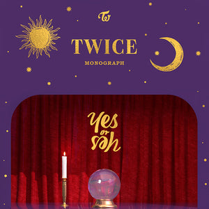 TWICE 'YES OR YES MONOGRAPH' PHOTO BOOK