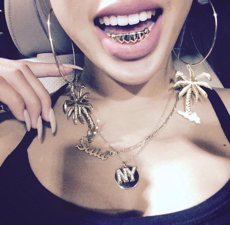 Teeth Grillz Top & Bottom