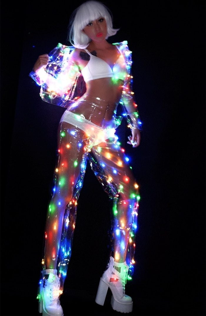 LED lights Outfit