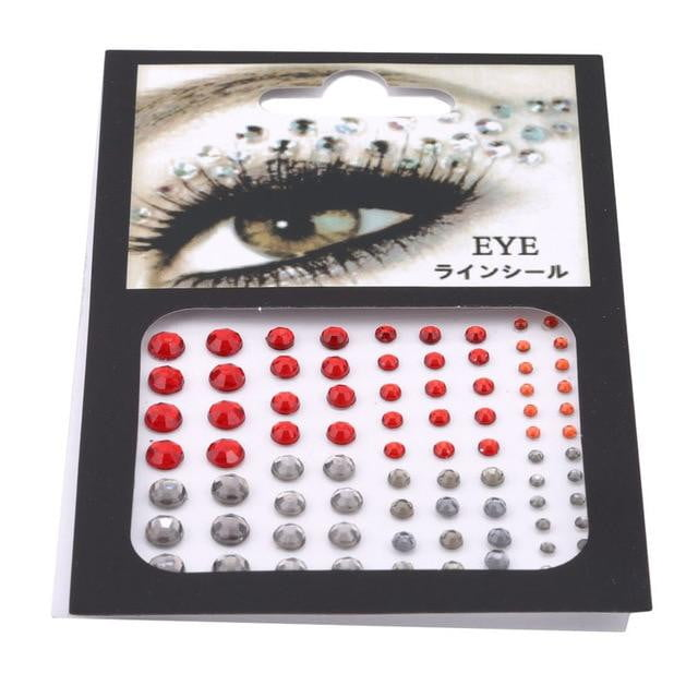 Eye sticky Jewels