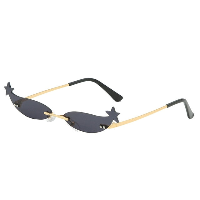 C.A.T Eye Retro Sunglasses