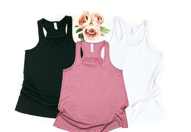 Softest Flowy Tank Tops