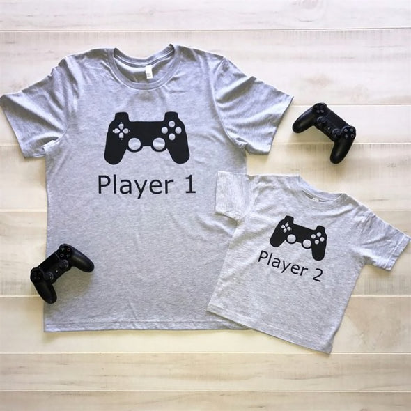 Player 1 Player 2