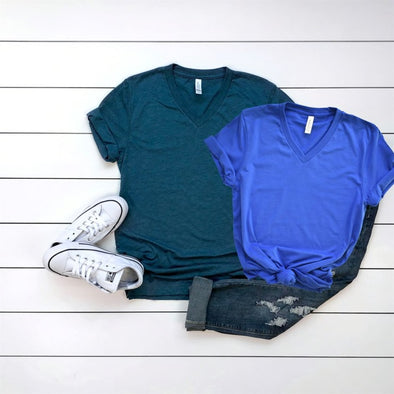 Your Choice Vneck Tees