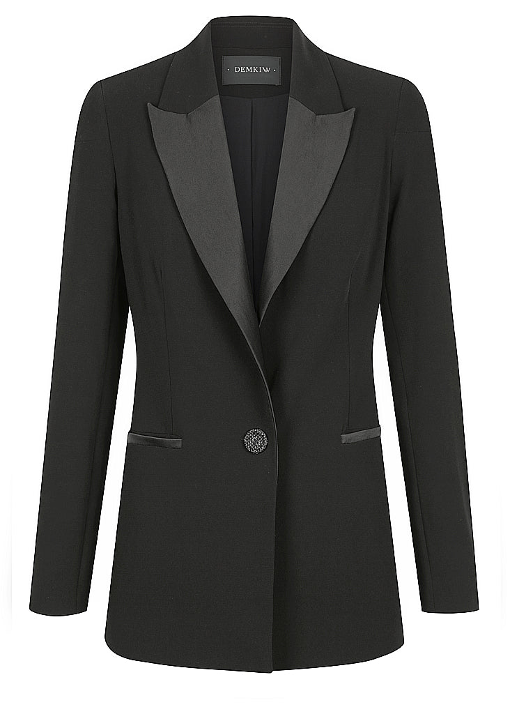SIGNATURE SMOKING TUXEDO JACKET SINGLE BREASTED