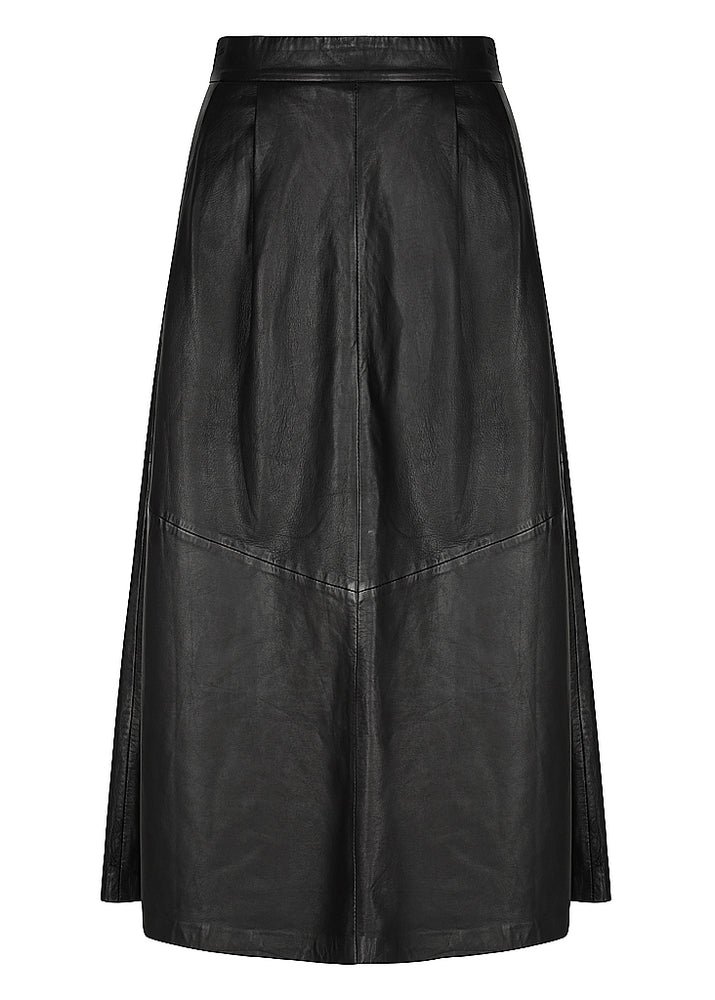 No Ordinary Life leather Skirt - PRE-ORDER SEPTEMBER
