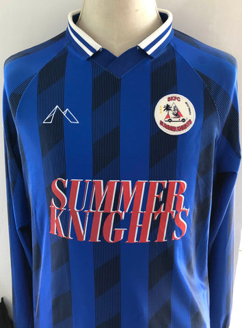 Summer Knights Futbal Long Sleeve Jersey