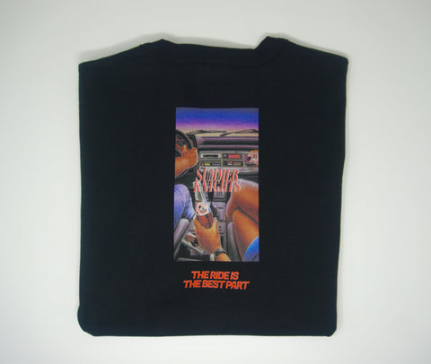 'THE RIDE' T-Shirt