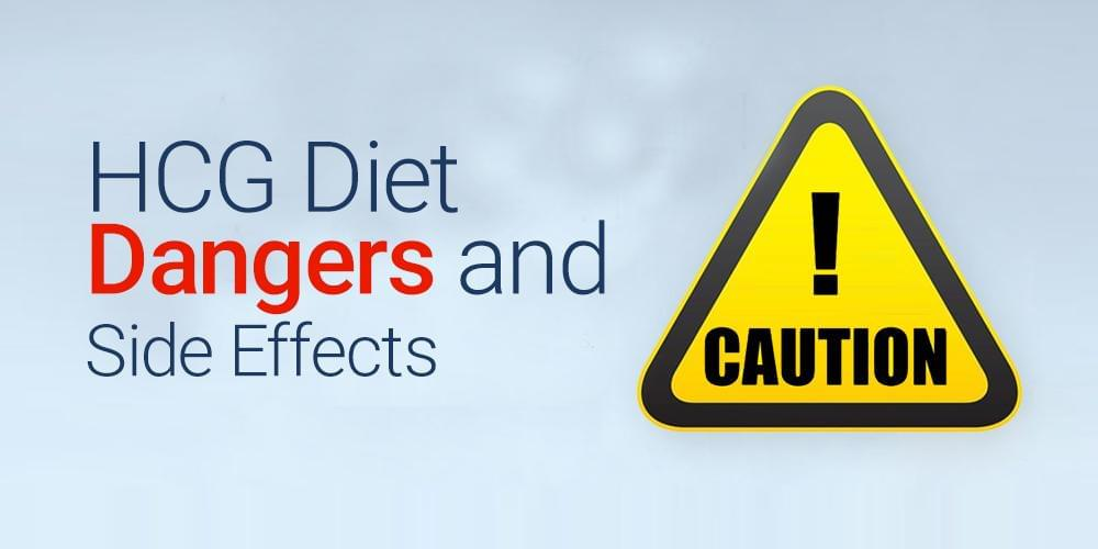 What Are the Dangers Might Occurs For HCG Diet Drops For Weight Loss?