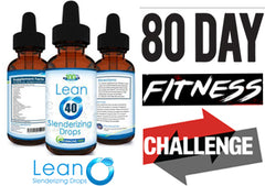HCG Diet Drops For Weight Loss - 80 Day Program
