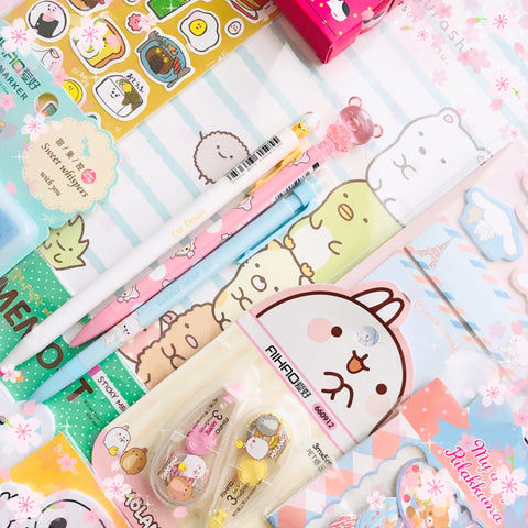 Kawaii Stationery Box