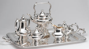 Expert silver plating repair and restoration since 1919.