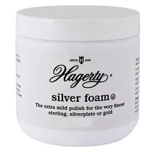 Hagerty Silver Foam Polish