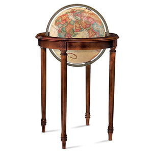 Regency Floor Standing World Globe