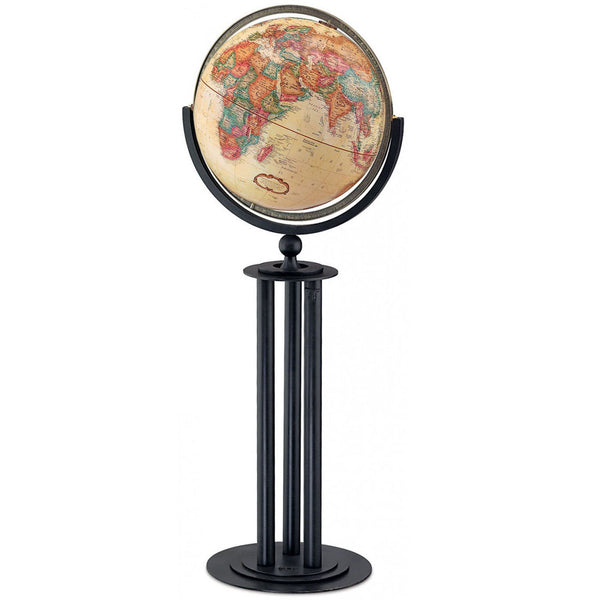 Floor Standing World Globe