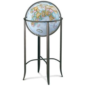 Trafalgar Floor Standing World Globe