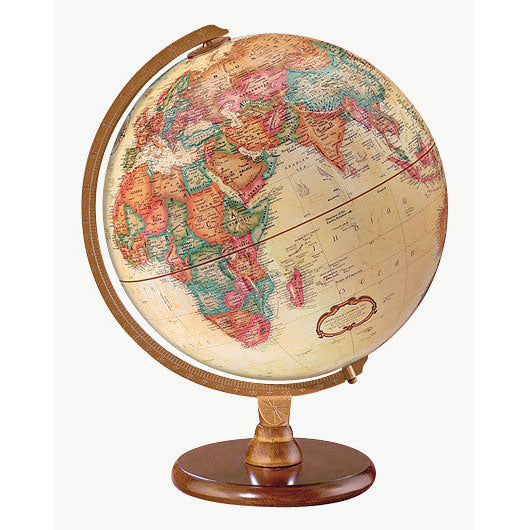 Hastings World Desk Office Globe