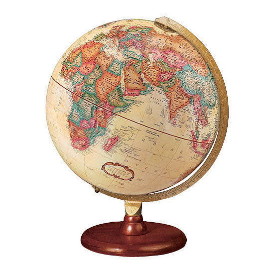 Piedmont World Desk Globe