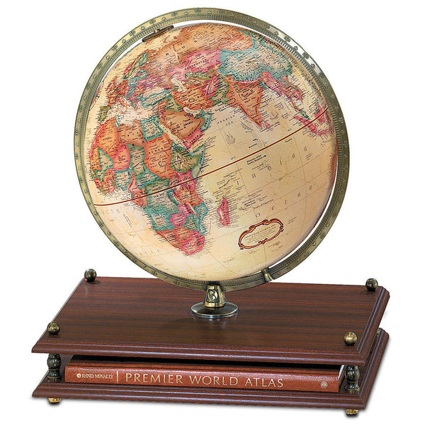 Premier World Desk Office Globe