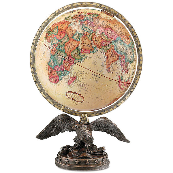 Liberty World Desk Globe