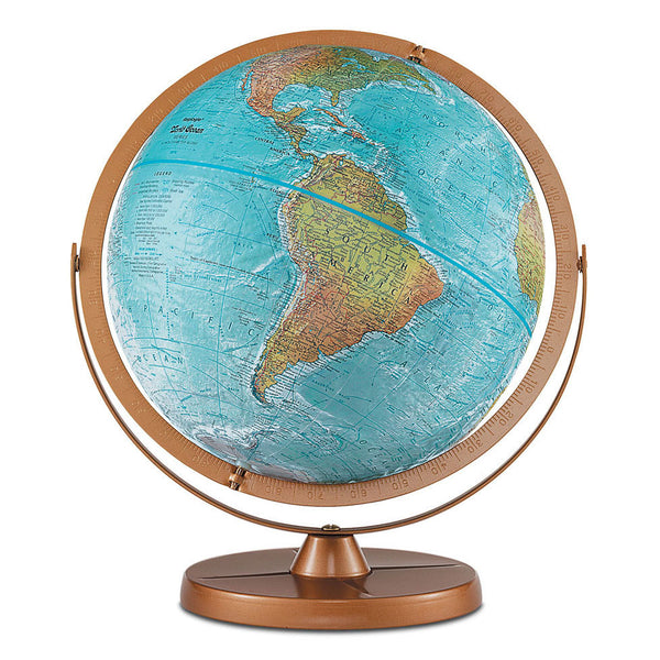 Atlantis World Desk Globe