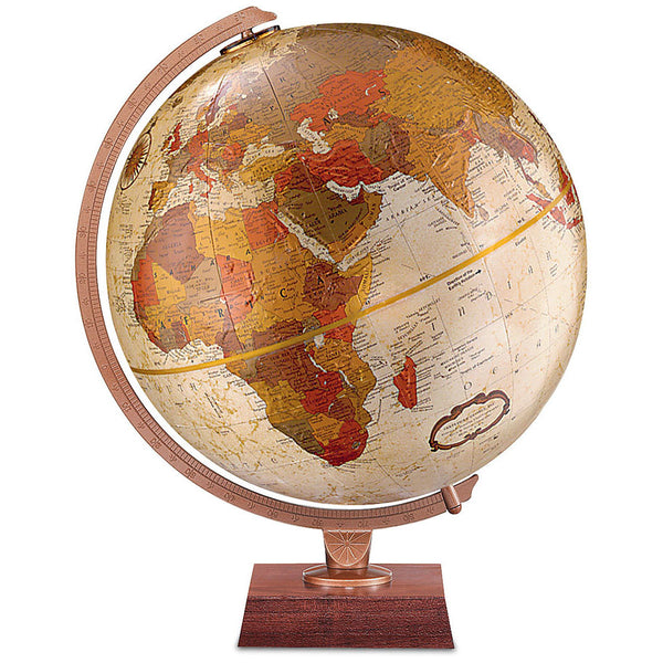 Northwood World Desk Globe