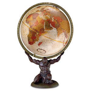 Atlas World Desk Globe