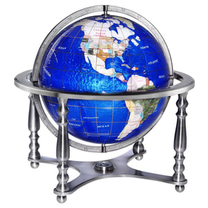 Compass Jewel World Desktop Globe