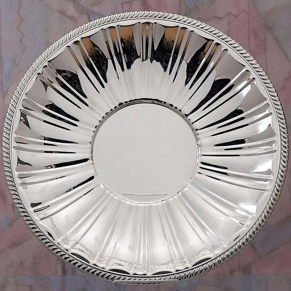 FB Rogers Company Silver-plated Serving Tray