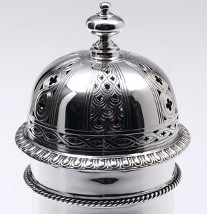 Elkington Sterling Silver Sugar Muffineer Top