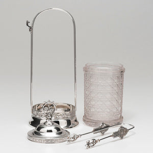 Circa 1885, Meriden was one of the larger silver manufacturers of the 1800's.