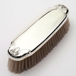 Gorham Royal Danish sterling silver clothes brush.