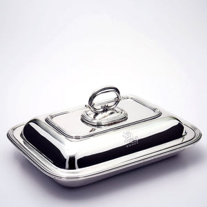 English 2 piece Serving Dish