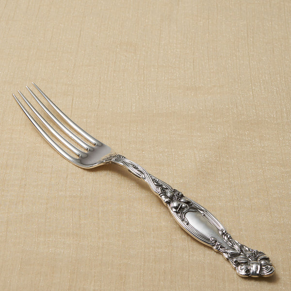 International Frontenac Sterling Dinner Fork
