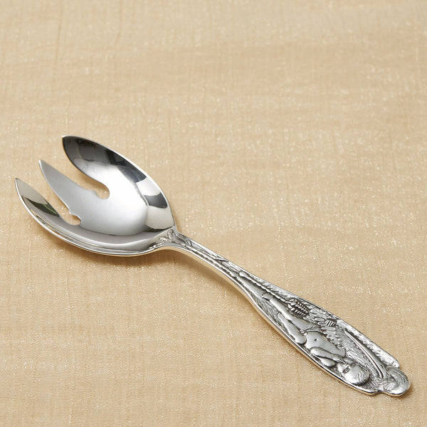 Wallace Sterling Baby Figural Spork