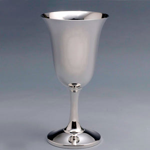 Sterling Silver Water Goblet by Wallace Silversmiths