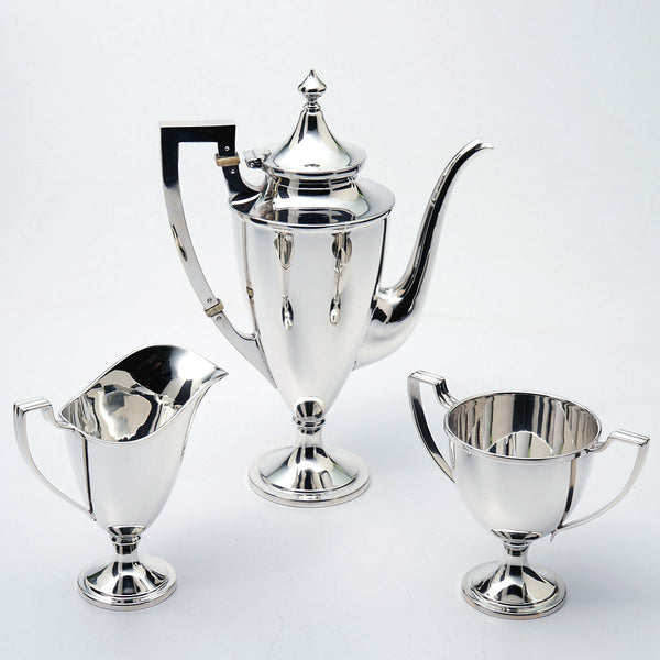 Baltimore Silversmiths Sterling Tea Set