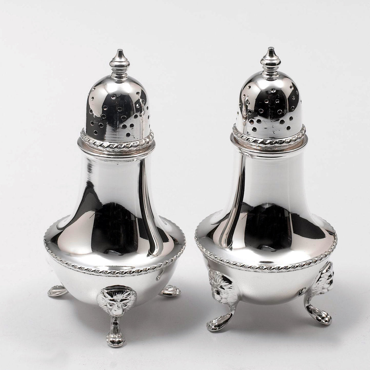 New And Vintage Sterling Silver Salt And Pepper Shakers Trusted