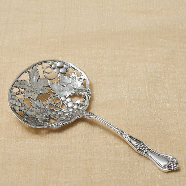 Dominick and Haff Sterling Nut Spoon