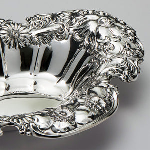 Whiting Silver Mfg Company Sterling Bowl Border