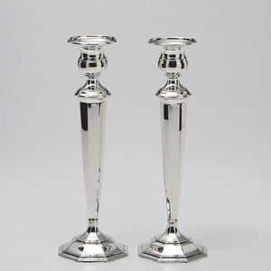 Webster Company Sterling Candlesticks