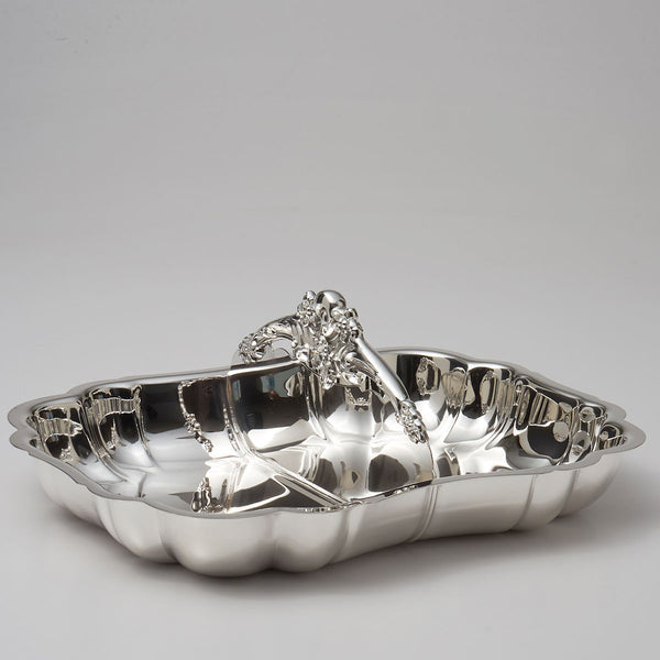 Lunt Silver Plated Vegetable Dish