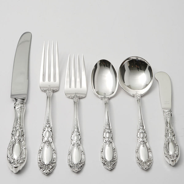 6 piece place setting