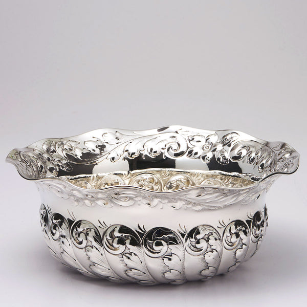 Sterling Silver Center Piece Bowl