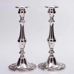 Gorham Duchess Chantilly Sterling Candlesticks