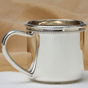 Topaz Sterling Silver Baby Cup