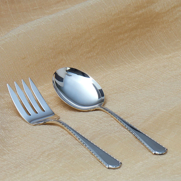 Keystone Sterling Baby Fork and Spoon Set